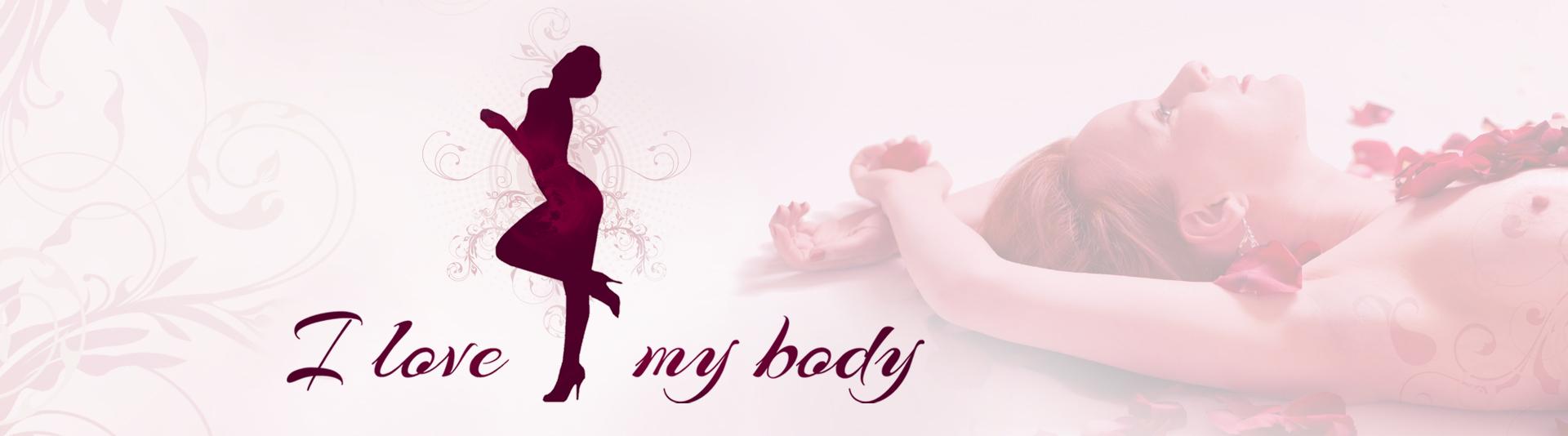 Judith Hartwig -Leben im Gleichgewicht -I love my body